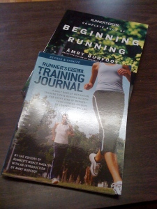 The Running Journal and Complete Book of Beginning Running.