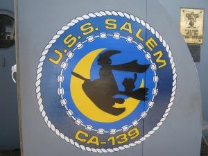 USS Salem, The Sea Witch
