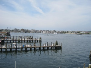 The Port of Galilee, RI