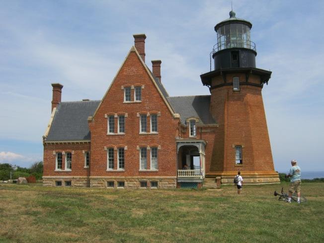 The Southeast Lighthouse, Block Island, Rhode Island