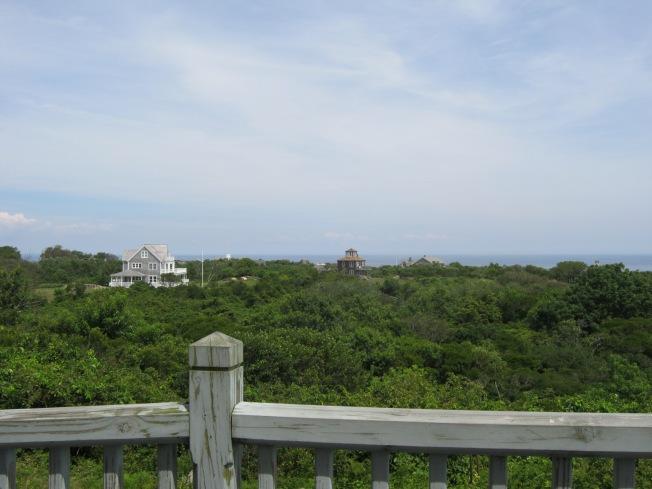 Houses on Block Island