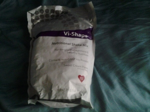 ViSalus Sweet Cream Shake Mix